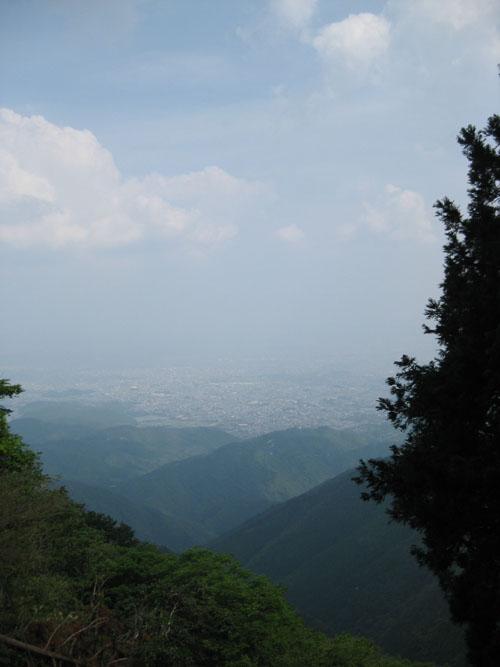 愛宕山登山4-13