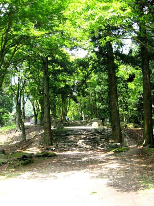 愛宕山登山6-28