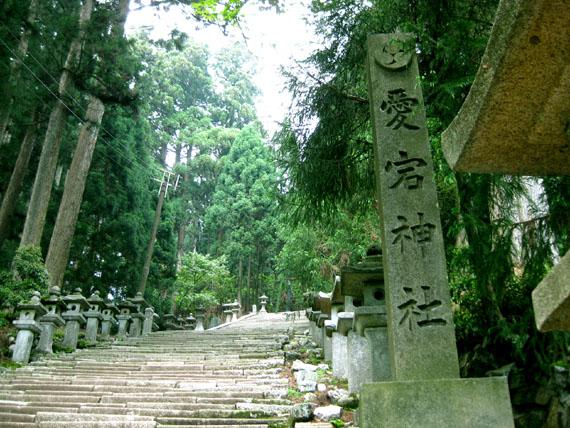 愛宕山登山6-33