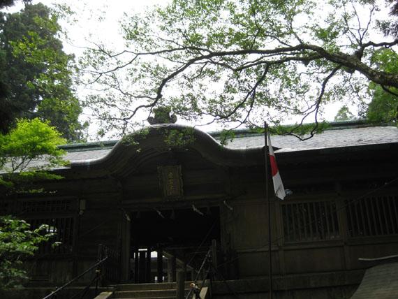 愛宕神社-本殿(京都)15
