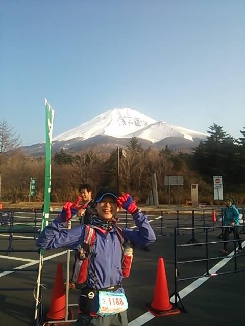 UTMF水ヶ塚公園