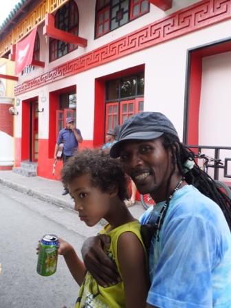 alexis et son fils