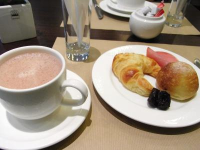 フランス朝食