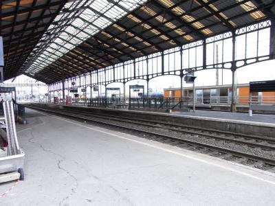 ナルボンヌ駅1