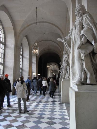 ヴェルサイユ宮殿・内部