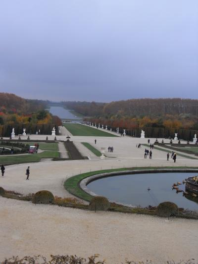 ヴェルサイユ宮殿・グランカナル