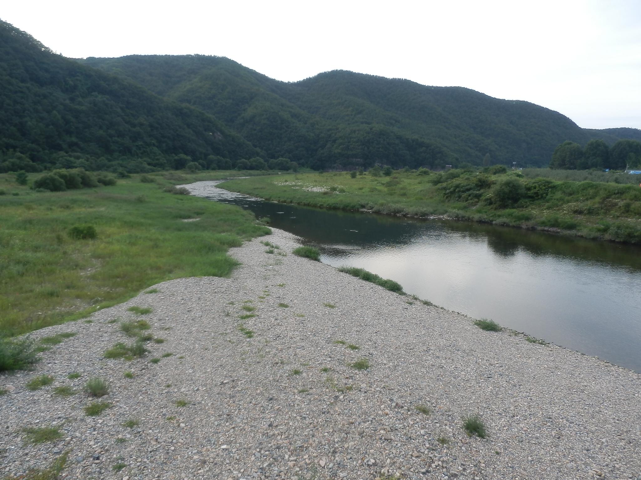 韓国の田舎