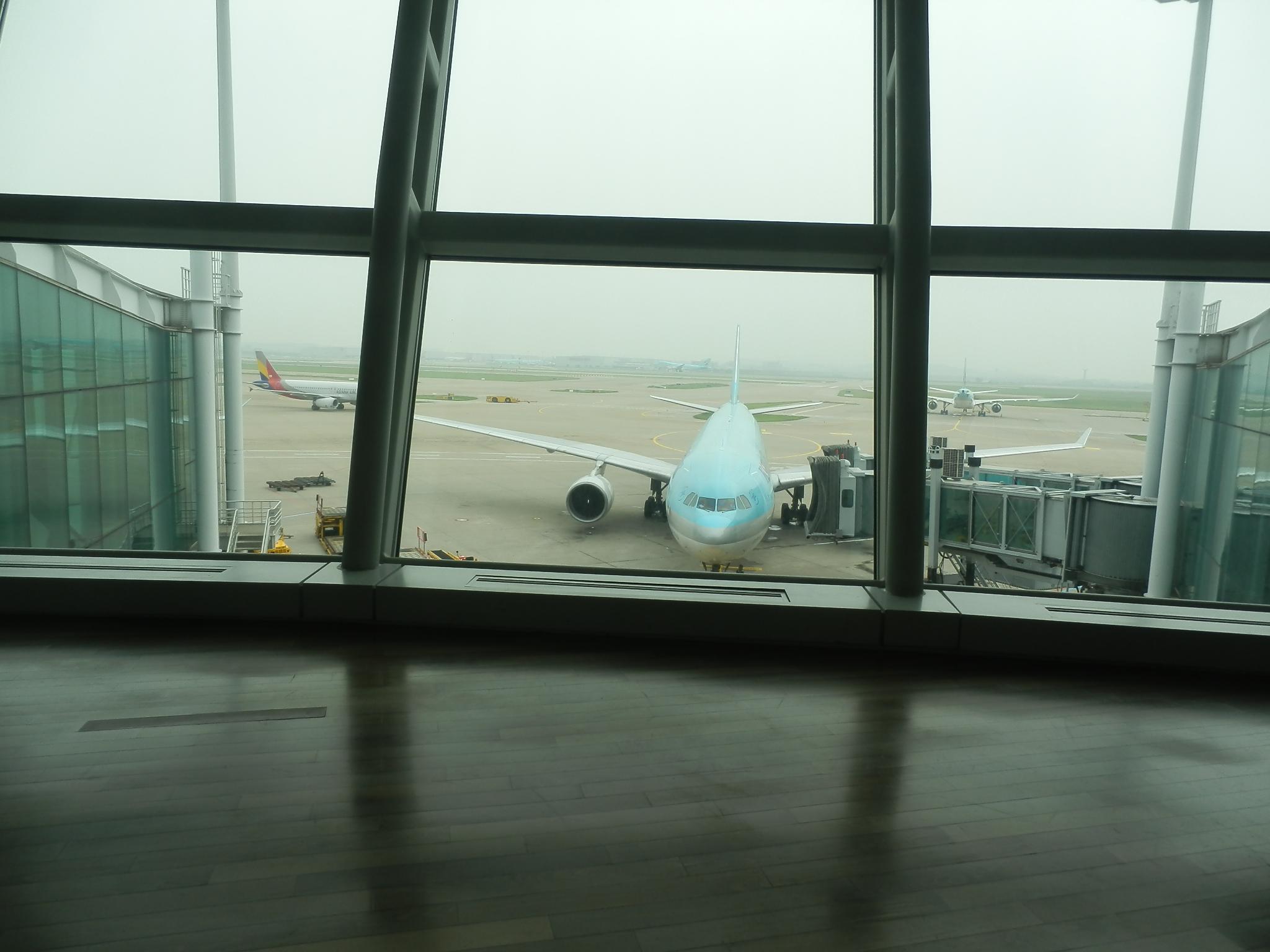 ソウル→台北