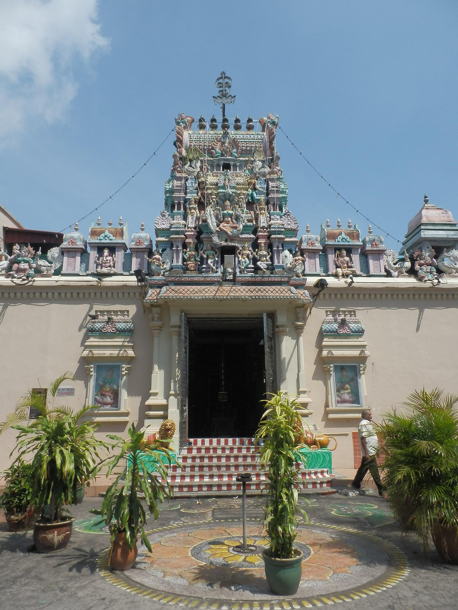 スリ・マハ・マリアマン寺院