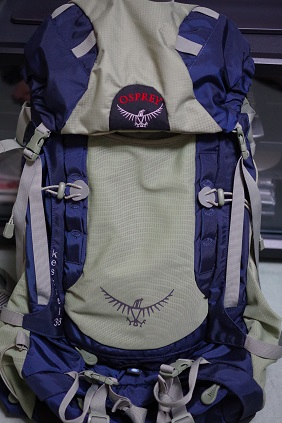 osprey バックパック