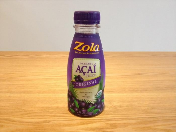 Zola, Acai Original Juice, 12 fl oz (354 ml) $2.88_2
