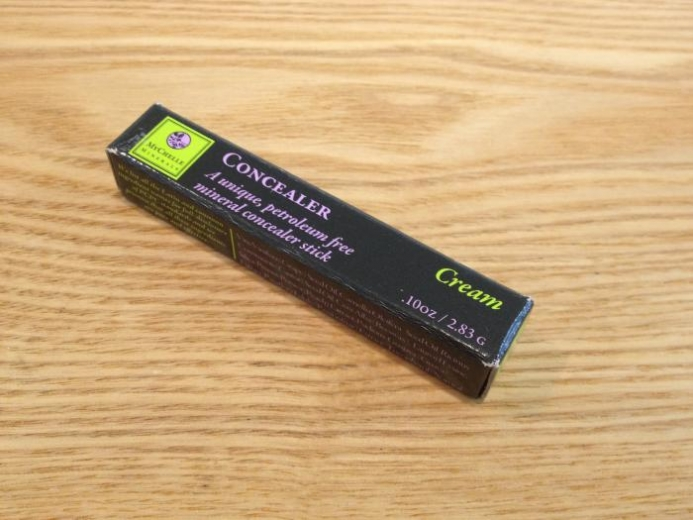 MyChelle Dermaceuticals, Minerals, Concealer, Cream, .10 oz (2.83 g) $10.80