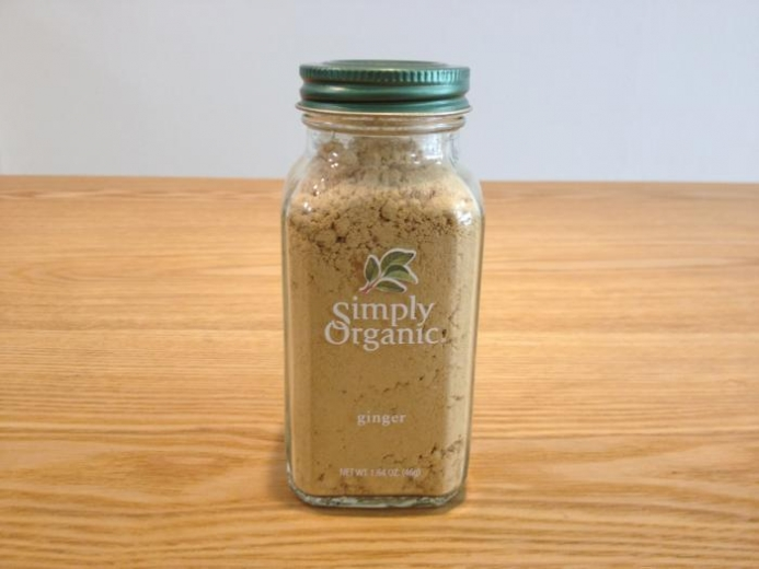 Simply Organic, Ginger, 1.64 oz (46 g) $4.93