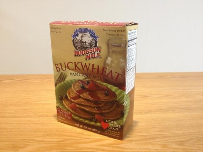 Hodgson Mill, Old Fashioned Buckwheat Pancake Mix, 32 oz (907 g) $4.82