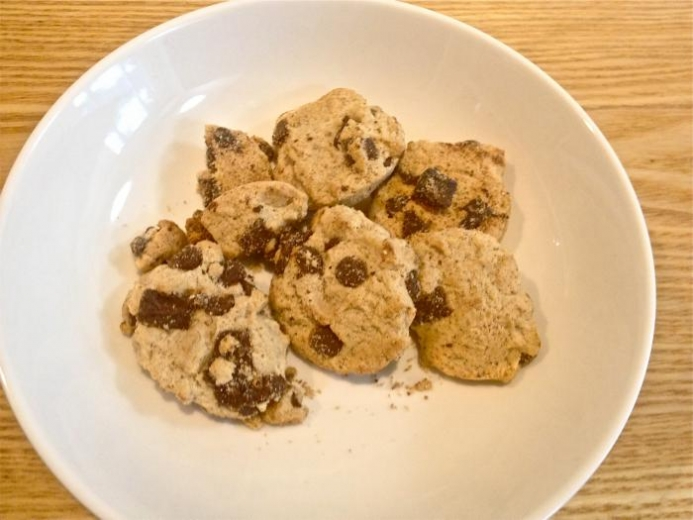 Back to Nature, Mini Chocolate Chunk Cookies, 6 Pouches, 1.25 oz (35 g) Each $5.09_2