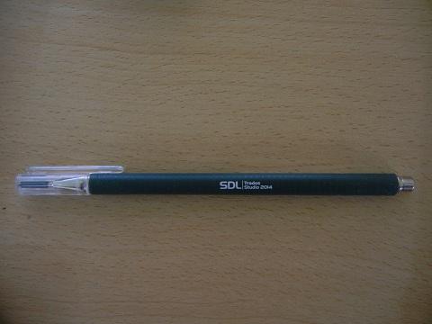 SDLボールペン