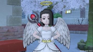 天使なクロフさま