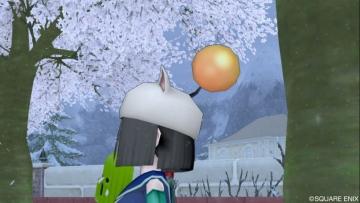 モーグリの帽子