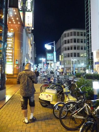 名古屋の夜 2014