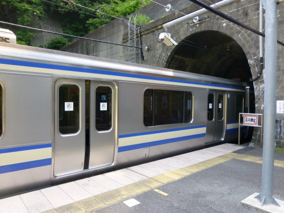 JR田浦駅1110601