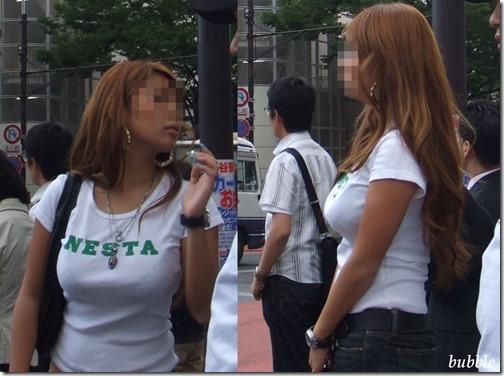 【画像】着衣で爆発しそうなピチピチおっぱい_022-s