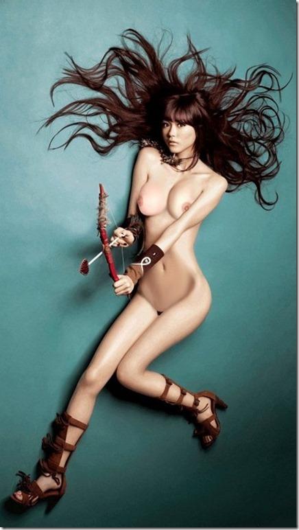 【桐谷美玲(モデル女優)】セクシービキニ下着おっぱいヌード裸アイコラエロ画像動画!