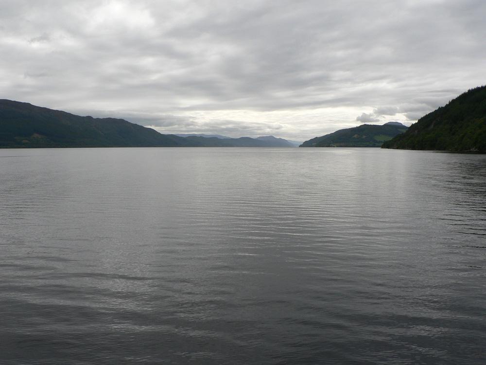 世界の射精からイギリススコットランド編おまけ画像ネス湖
