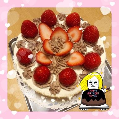 バースデーケーキ -1