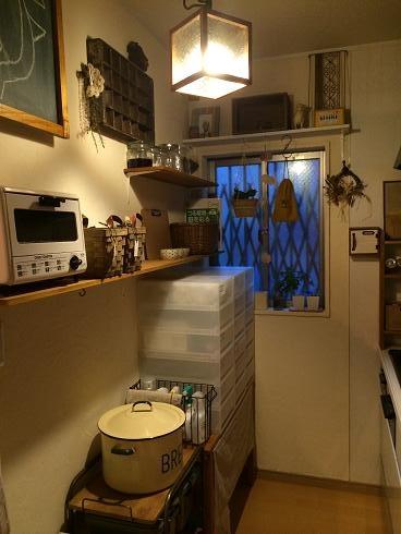 キッチン壁1