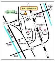 アクセスマップ(ブログ用)