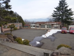 2月28日の駐車場状況2