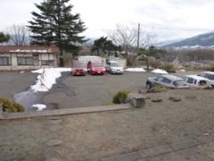 2月28日の駐車場状況1