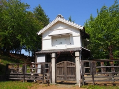 新緑の蔵座敷(ブログ用)