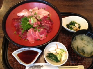 焼鯖定食(大谷食堂)