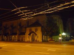サン・フランソワ教会 ダウンサイズ