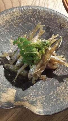20140428 ワカサギ料理