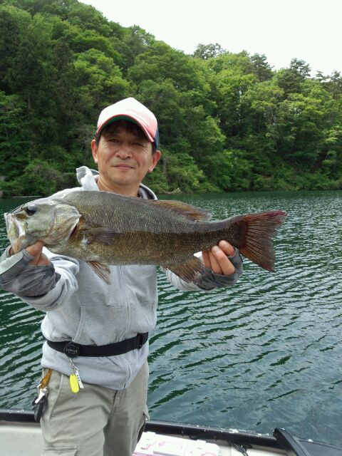 20140610 ChuJig44cm 加藤さん