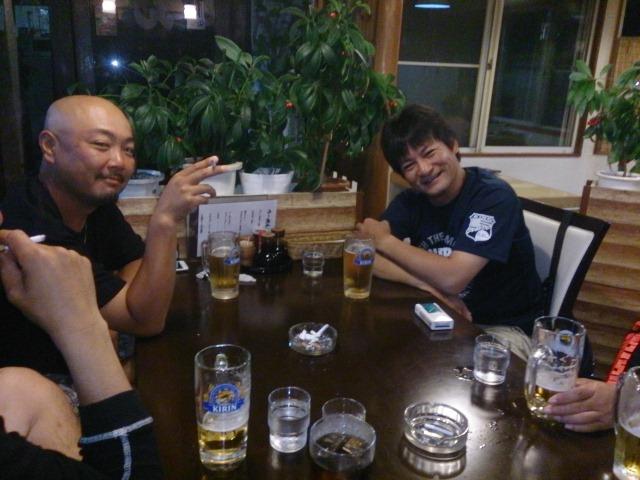 20140720 一茶にて