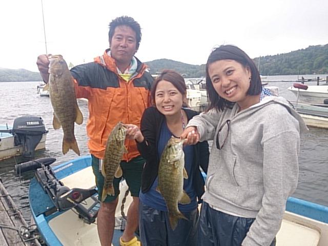 20140727 福島さんご一行3人