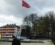 nor車窓2国旗