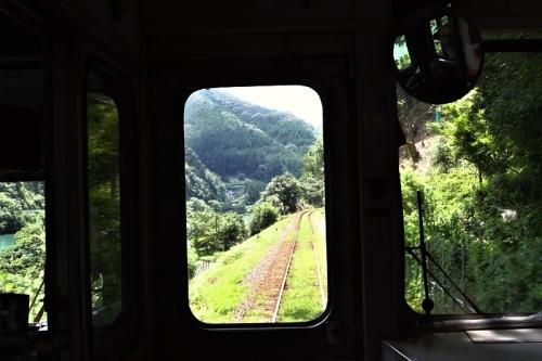 肥薩線車窓 7