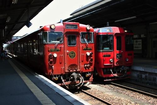九州横断鉄道といざぶろう号