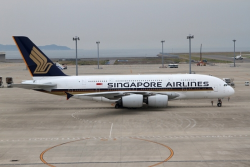 シンガポール航空8