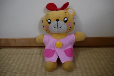 はなちゃんピンクのお洋服