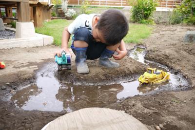 お水の工事IN家