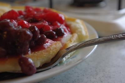 s-ベリーパンケーキ