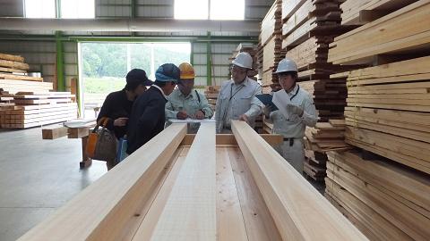 0708 木材検査