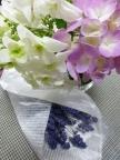 ラベンダー&紫陽花