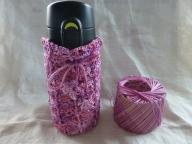 ペットボトルカバー水筒使用