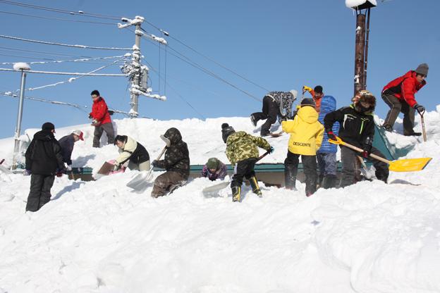 20140215除雪ボランティア